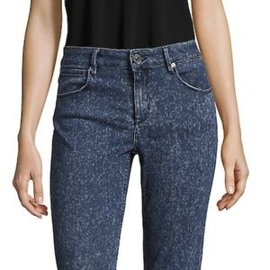 NWT Sandro Cotton-Blend Washed Jeans